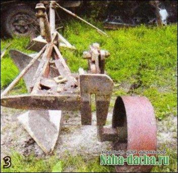 Навесной агрегат к трактору