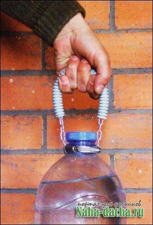 Вечная ручка для пластиковой бутылки