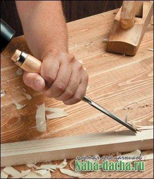 Ручной инструмент по дереву