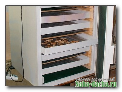 Сушильный шкаф для фруктов, овощей