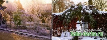 Садовые арки