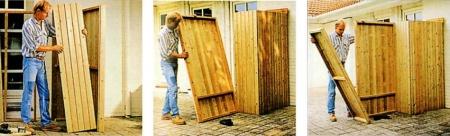 шкаф для террасы