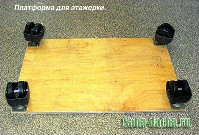 этажерка для инструментов