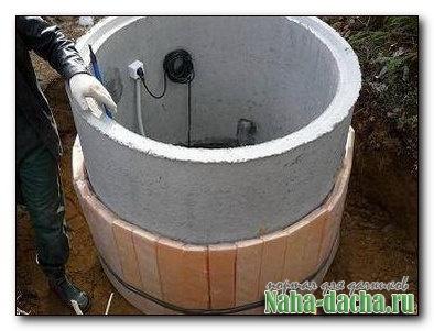 Бесперебойное водоснабжение из колодца