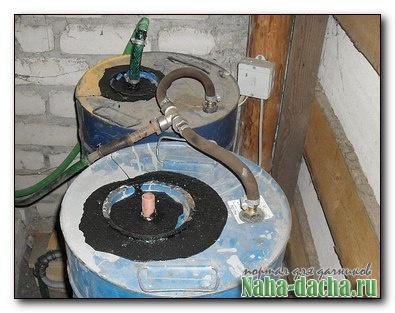 Регулировщик наполнения воды бака водопровода