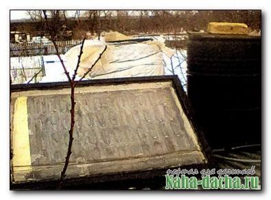 Гарячяя вода на даче от солнечной энергии