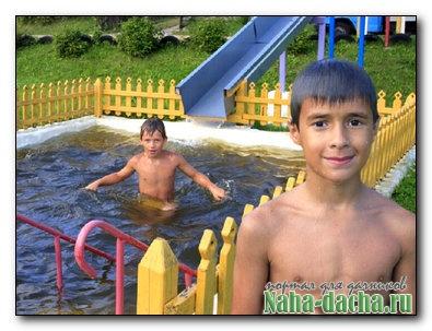 Как обустроить бассейн своими руками
