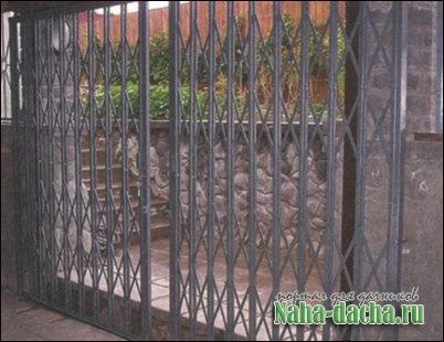 защита загородного дома от воров