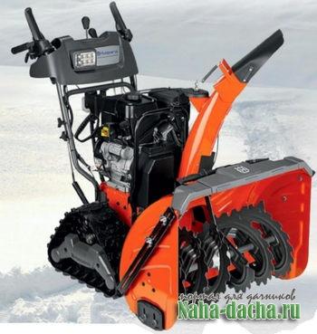 Обзор снегоуборочных машин для загородного дома