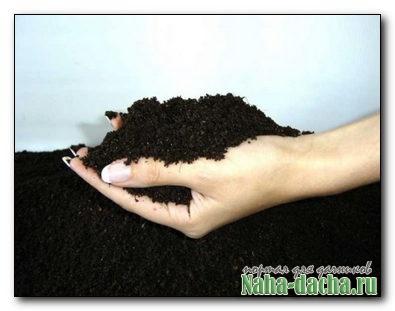 Неорганические и органические компоненты почвосмесей