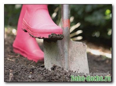 Чудо-инструменты из лопаты