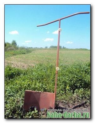 Как сделать чудо-лопату и быстро вскопать огород