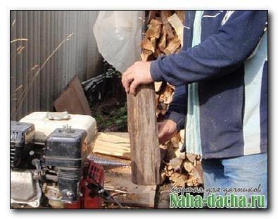 Станок конусный для колки дров своими руками