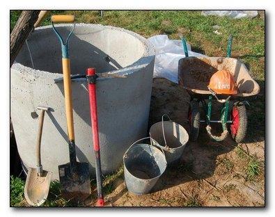 Приспособление для очистки колодца