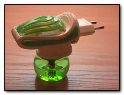 Фумигатор от аккумулятора