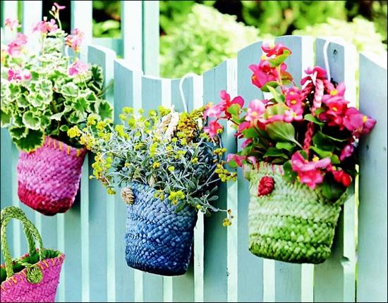Оживите сад-цветами