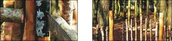 Деревенская калитка своими руками