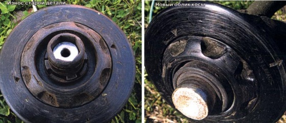 ремонт бензокосы