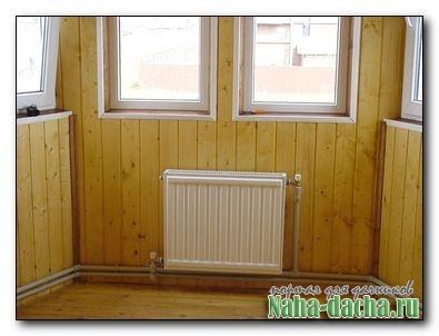 Особенности радиаторов отопления