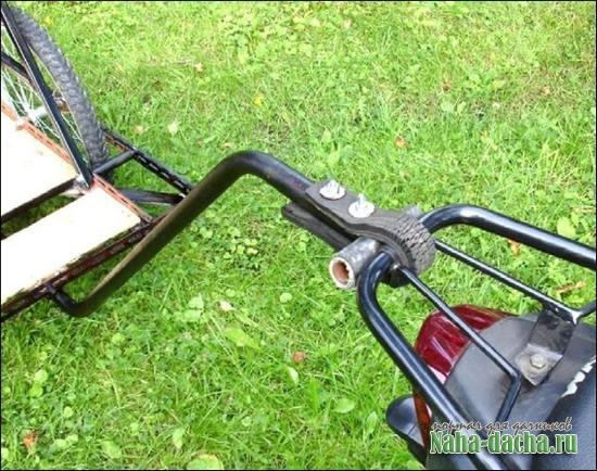 Повозка для скутера