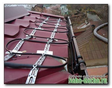 Греющие кабели с минеральной изоляцией