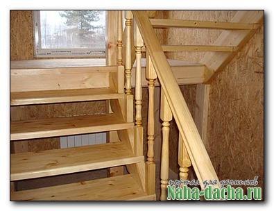 Лестница в доме: какой она может быть?