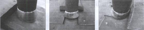 Юбка на дымовую трубу