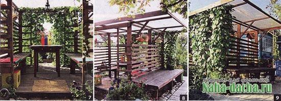 Ремонт деревянных конструкций на даче