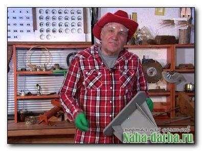 раскладной табурет - конструктор