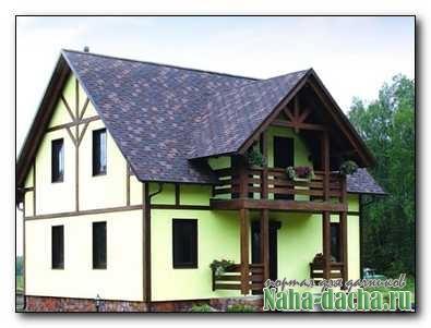 Каркасно-панельные дома: обзор технологий