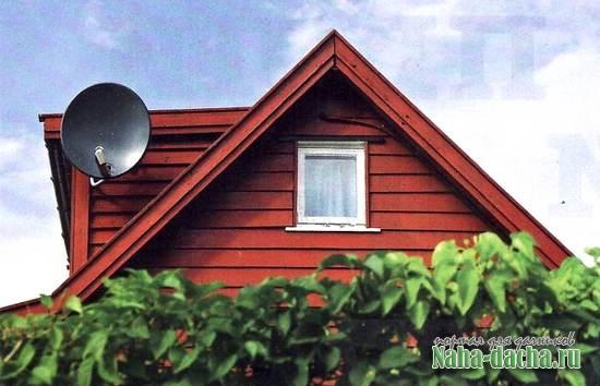 Интернет для загородного дома и дачи