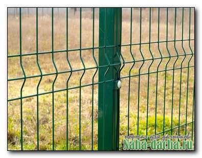 Забор по доступной цене