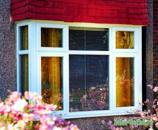 хорошие окна для загородного дома