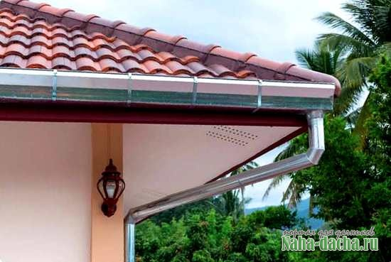 Почему течет крыша