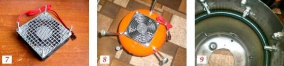 Делаем мини - печь