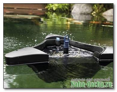Скиммеры для водоема
